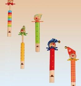 Grappige houten Fluitjes