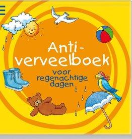 Anti verveelboek voor regenachtige dagen