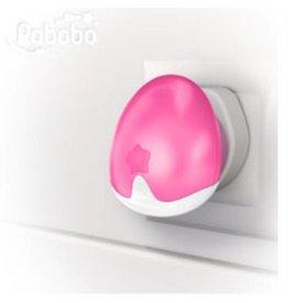 Pabobo Automatisch Nachtlampje Roze
