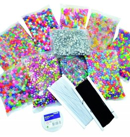 Playbox Plastic kralen Startset