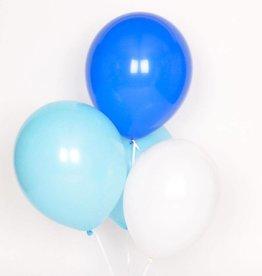 MLD Ballonnen Aqua (10 st)