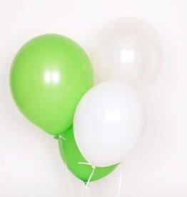 MLD Ballonnen Groen (10 st)