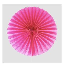 MLD Ronde Roze Waaier 25 cm