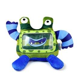 Wise Pet GSM Hoes Stripy Blauw/Groen