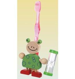 Tandenborstelhouder Kikker
