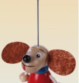 Kaartjeshouder Hond