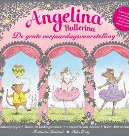 Angelina Ballerina - De grote verjaardagsvoorstelling