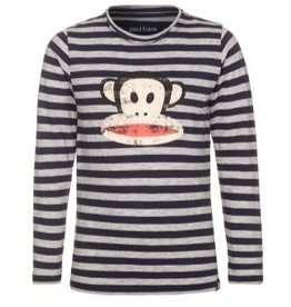 Paul Frank Gestreepte T-shirt