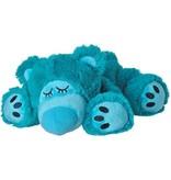 Warmies Microgolf knuffel Blauw Beertje