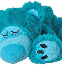Microgolf knuffel Beertje Blauw