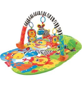 Playgro 3 in 1 Safari Super Gym Baby