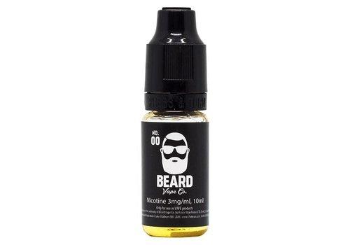 Beard Vape Co. No.00 eLiquid by Beard Vape Co