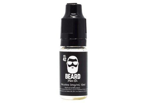 Beard Vape Co. No.42 eLiquid by Beard Vape Co