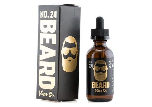 Beard Vape Co. No.24 eLiquid by Beard Vape Co