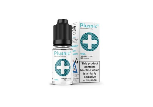 PlusNic Nicotine Booster Shot by SVC