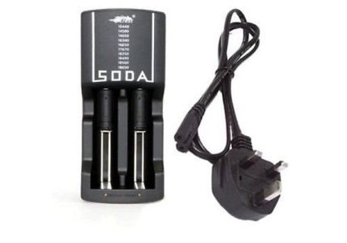 Efest Soda Dual Charger