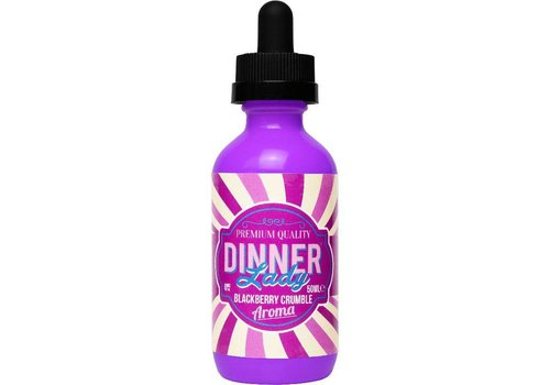 Dinner Lady Blackberry Crumble eLiquid by Dinner Lady