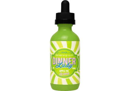 Dinner Lady Apple Pie eLiquid by Dinner Lady