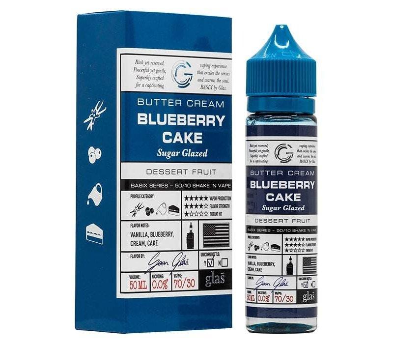 Blueberry Cake eLiquid by Glas Basix