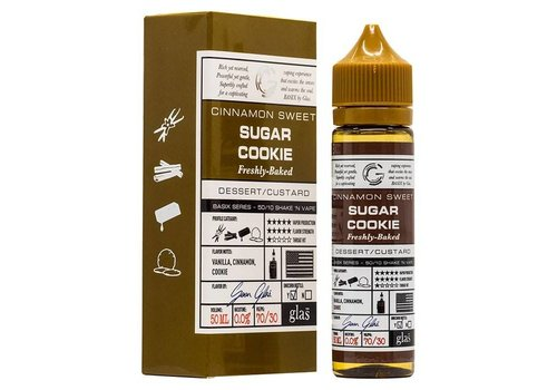 Glax Basix Sugar Cookie eLiquid by Glas Basix