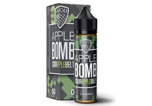 VGOD Apple Bomb eLiquid by VGOD