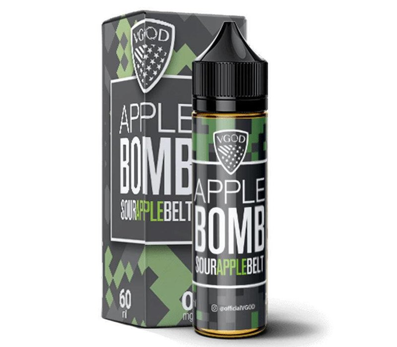 Apple Bomb eLiquid by VGOD