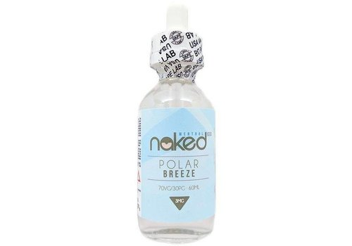 Naked 100 Polar Breeze E-Liquid by Naked 100