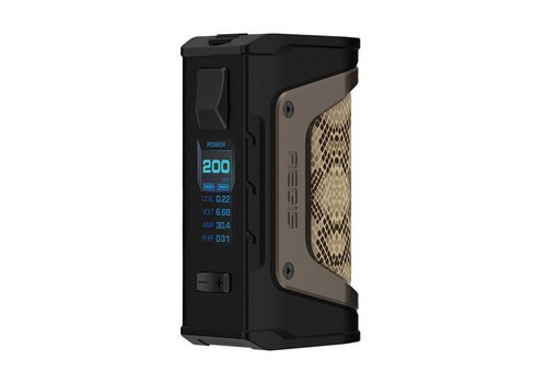 Geekvape Aegis Legend 200W TC Box MOD By Geek Vape