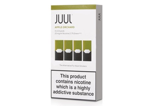 JUUL JUUL Pods (Pack of 4)