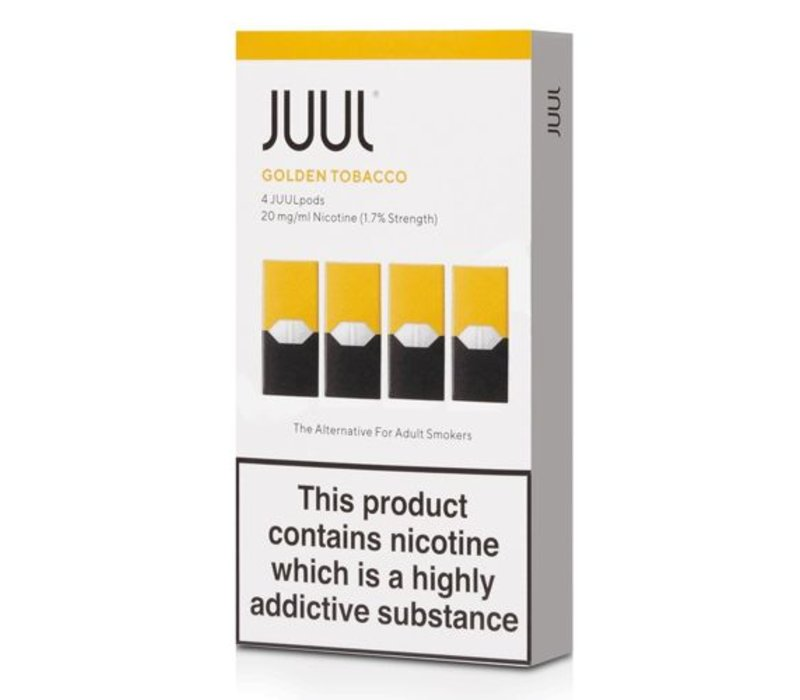 JUUL Pods (Pack of 4)