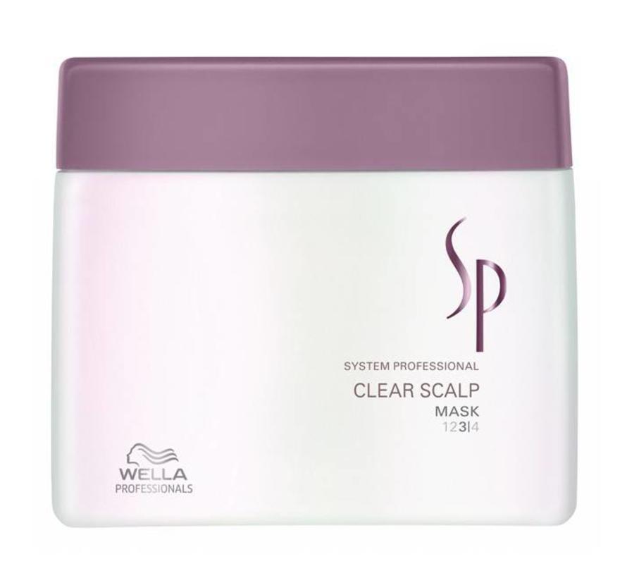 Clear Scalp Mask