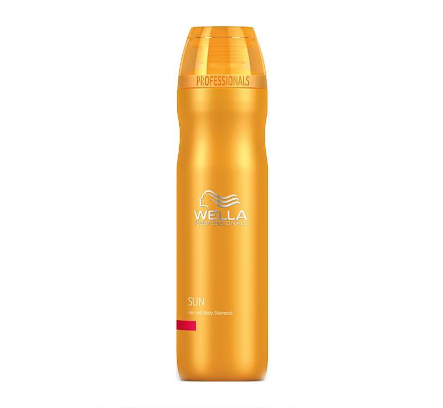 Sun Hair and Body Shampoo 250ml