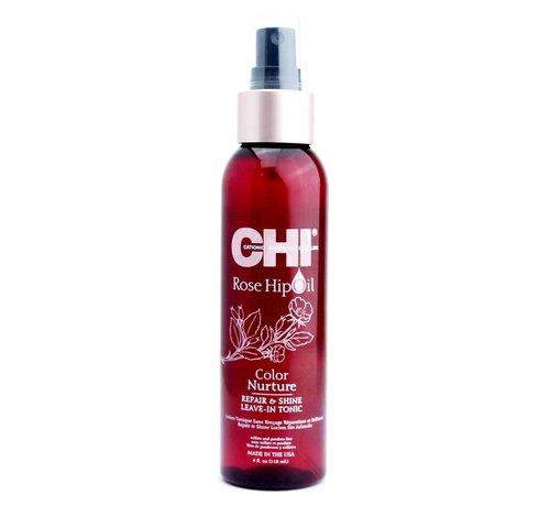 CHI Rose Hip Oil Repair & Shine Tonic - 118ml