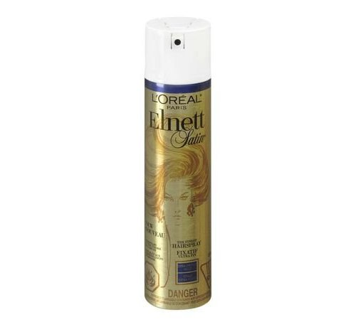 L'Oreal Elnett Satin Hairspray Strong Hold 500ml