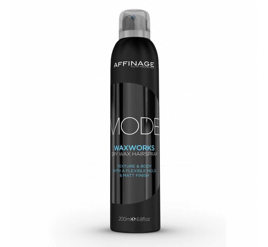 Mode WaxWorks Haarspray - 200ml