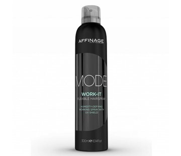 Affinage Work It Flexible Hairspray