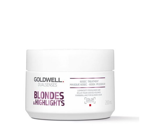 Goldwell Dualsenses Blondes & Highlights 60s Treatment