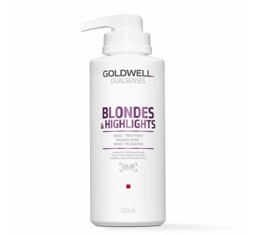Dualsenses Blondes & Highlights 60s Treatment