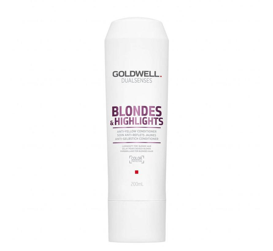 Dualsenses Blondes & Highlights Anti-Yellow Conditioner