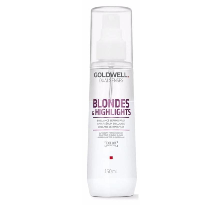Dualsenses Blondes & Highlights Serum Spray 150ml