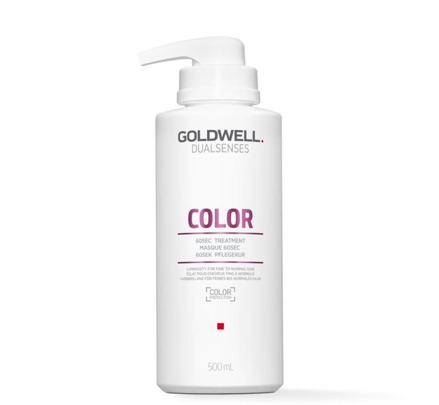 Dualsenses Color 60s Treatment