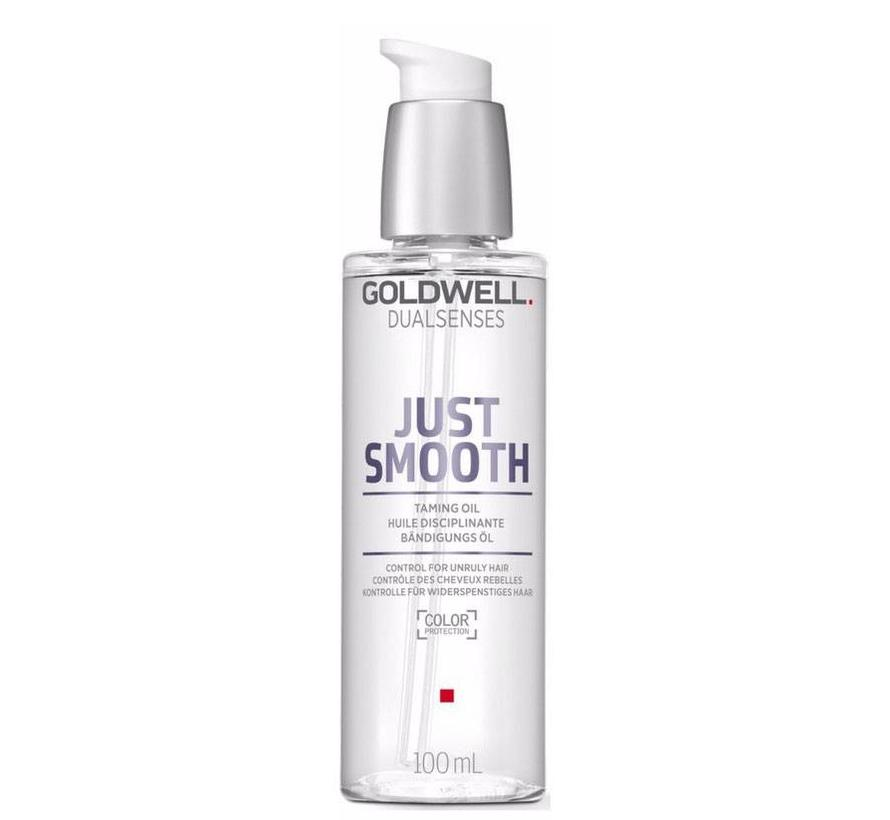 Dualsenses Just Smooth Taming Oil - 100ml