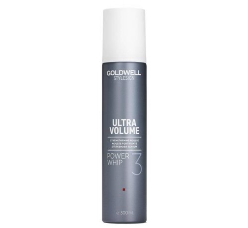 Goldwell Stylesign Ultra Volume Power Whip Mousse 300ml
