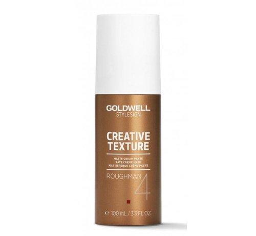 Goldwell Roughman Paste Stylesign Creative Texture - 100ml