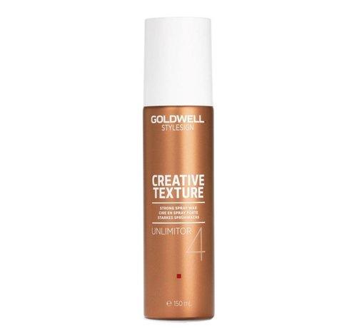 Goldwell Stylesign Creative Texture Unlimitor Spray Wax 150ml