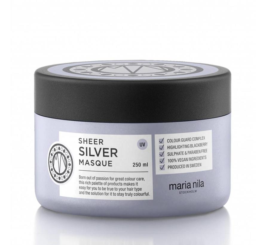 Palett Sheer Silver Mask - 250ml