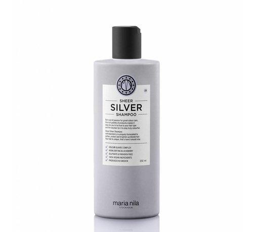 Maria Nila Palett Sheer Silver Shampoo - 350ml