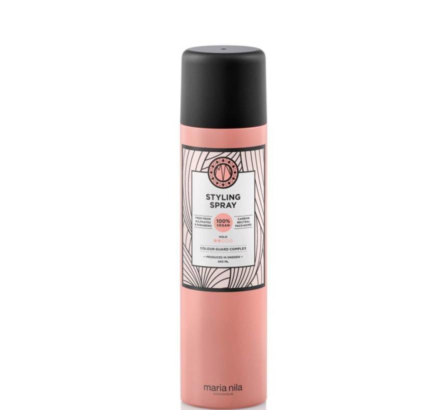 Style & Finish Styling Spray 400ml