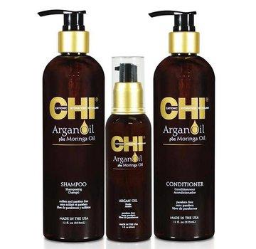 CHI Argan Oil Set