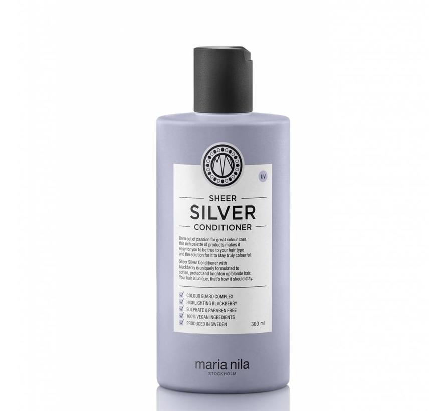Sheer Silver Cadeau Set